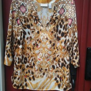 Chico's Tunic Size 1